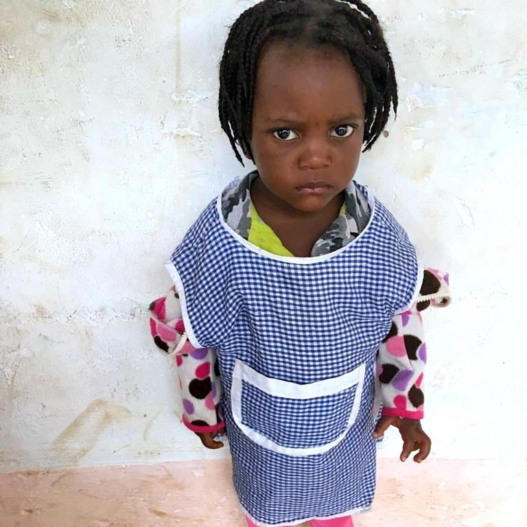 Diona, Age 2