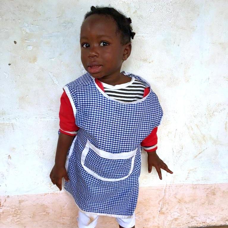 Felia, Age 3