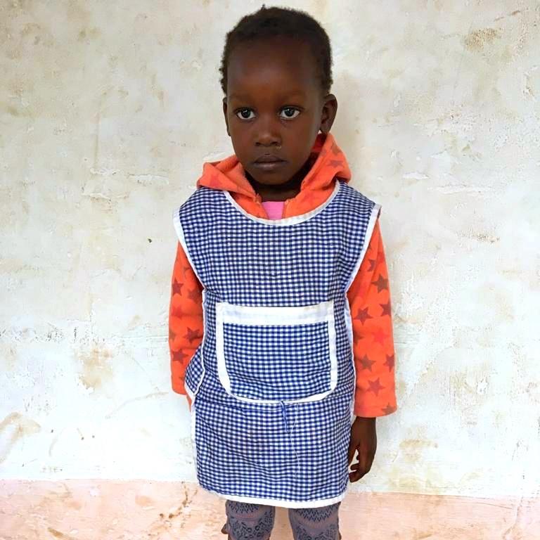 Ivanilda, Age 4