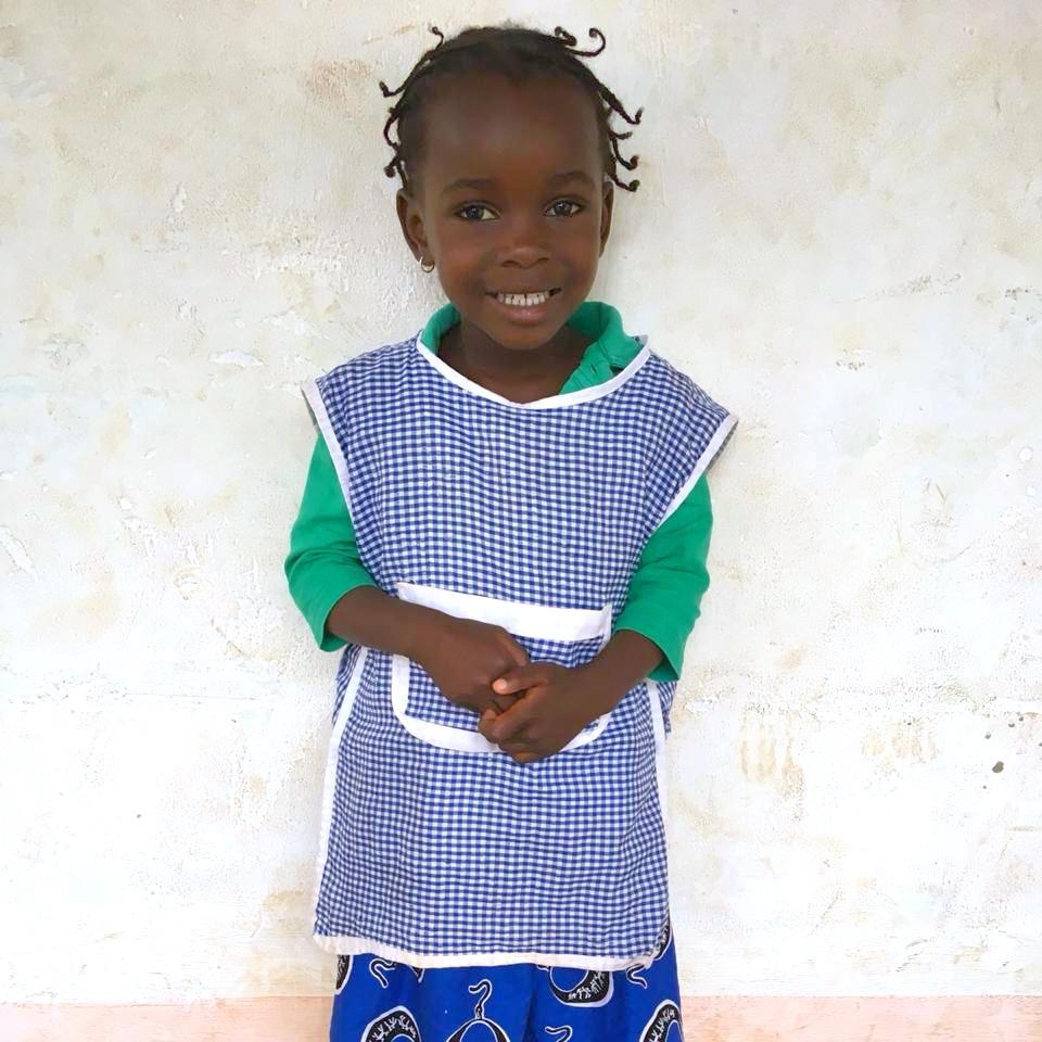 Neliana, Age 3