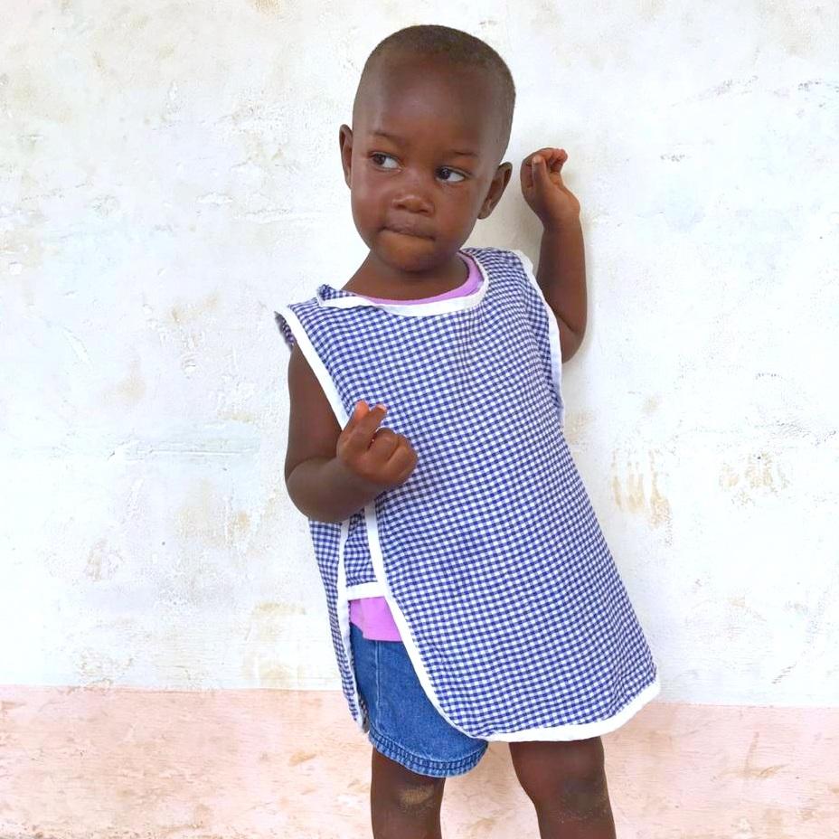 Shanaira, Age 3