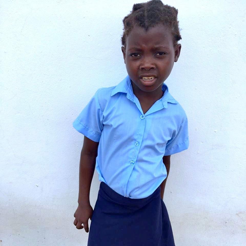 Jurcia, Age 6