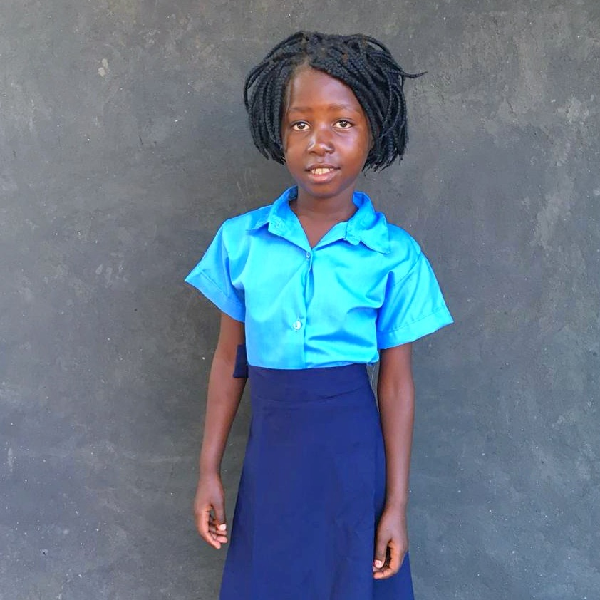 Felesmina, Age 7