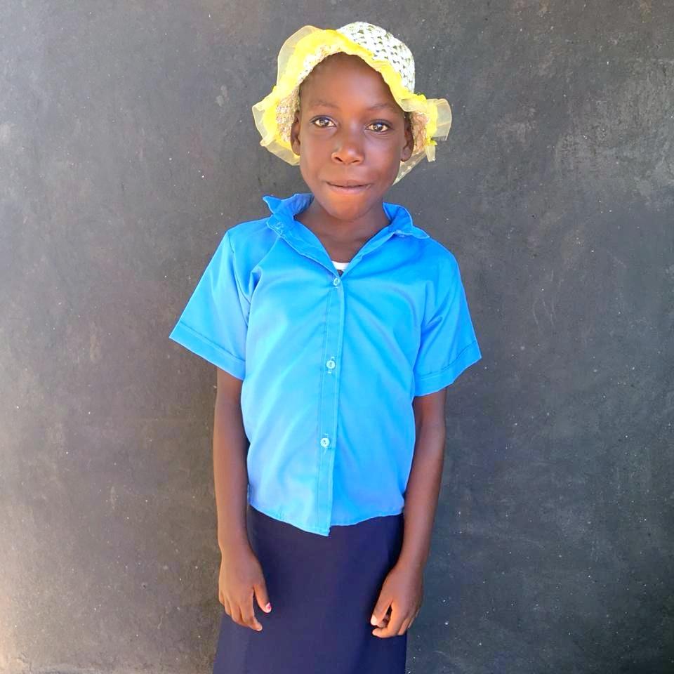 Quione, Age 7