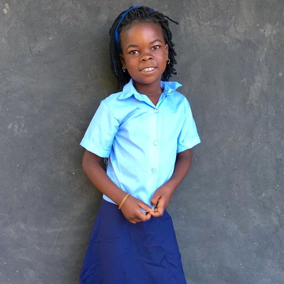 Cristina, Age 7