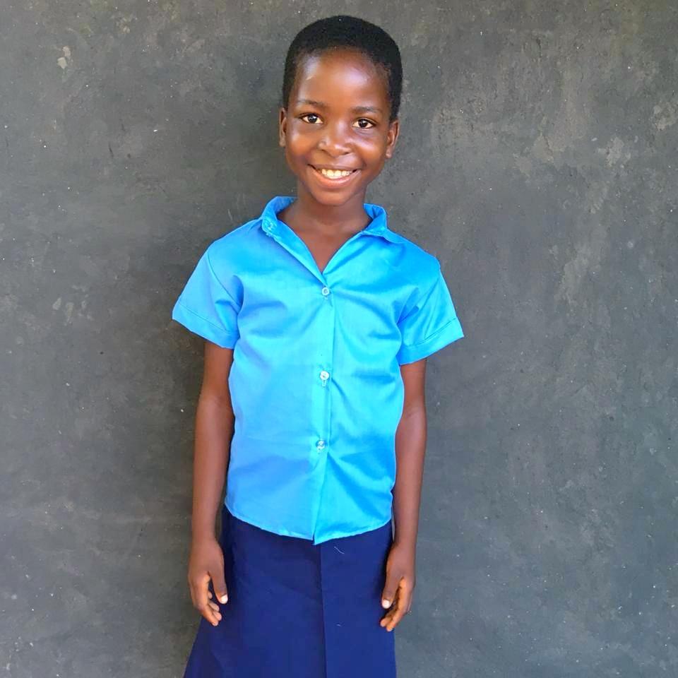 Vania, Age 8