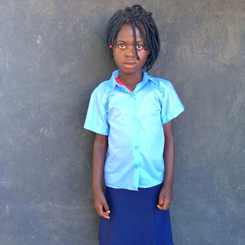 Yuna, Age 8