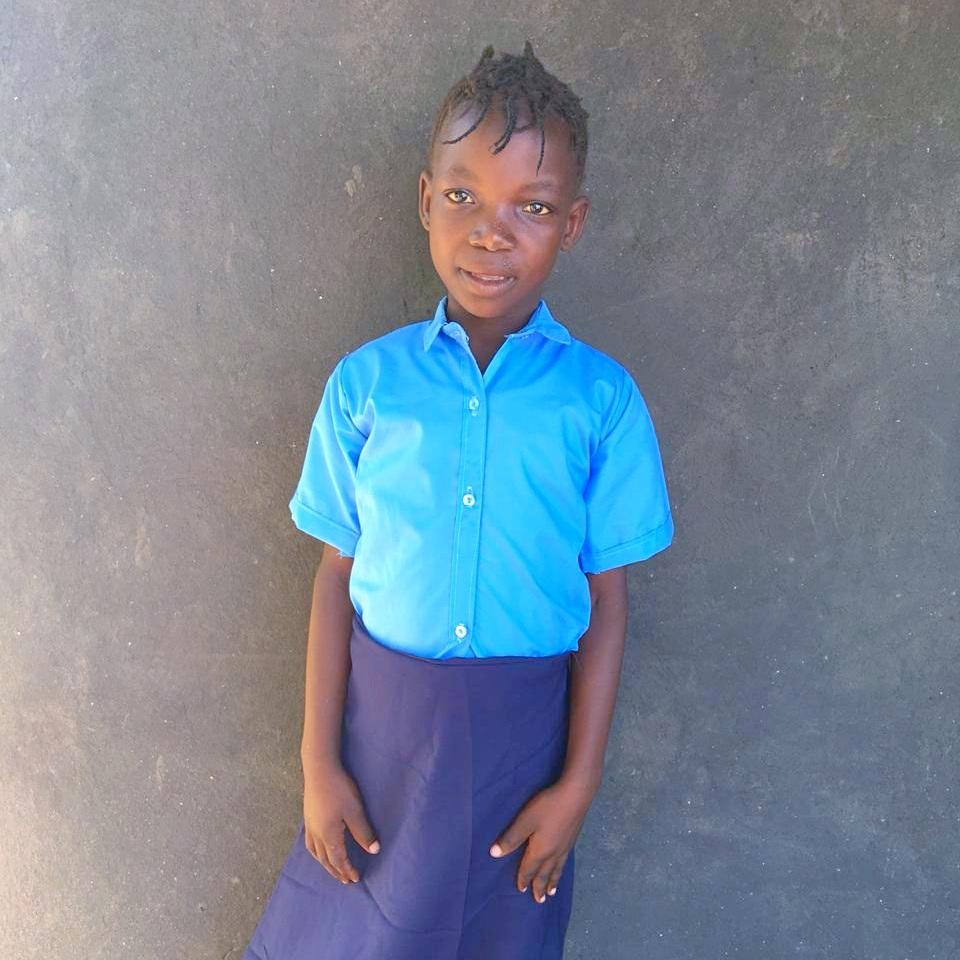 Rosalina, Age 8