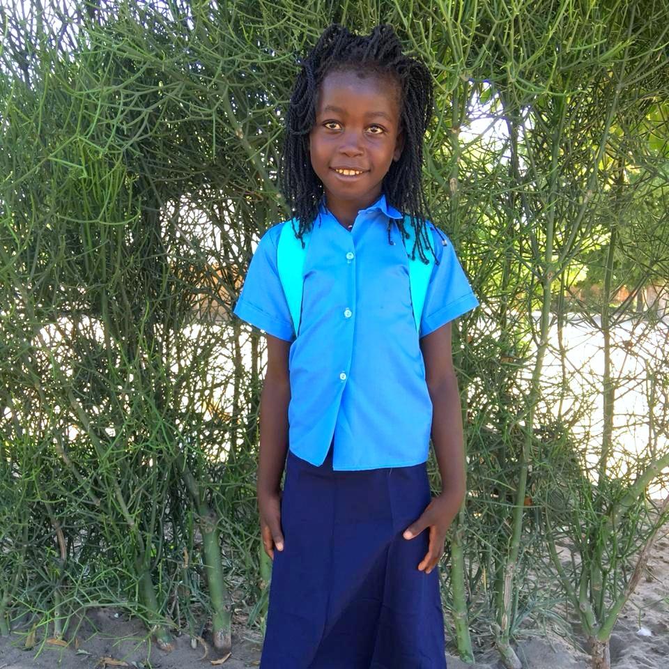 Chena, Age 8