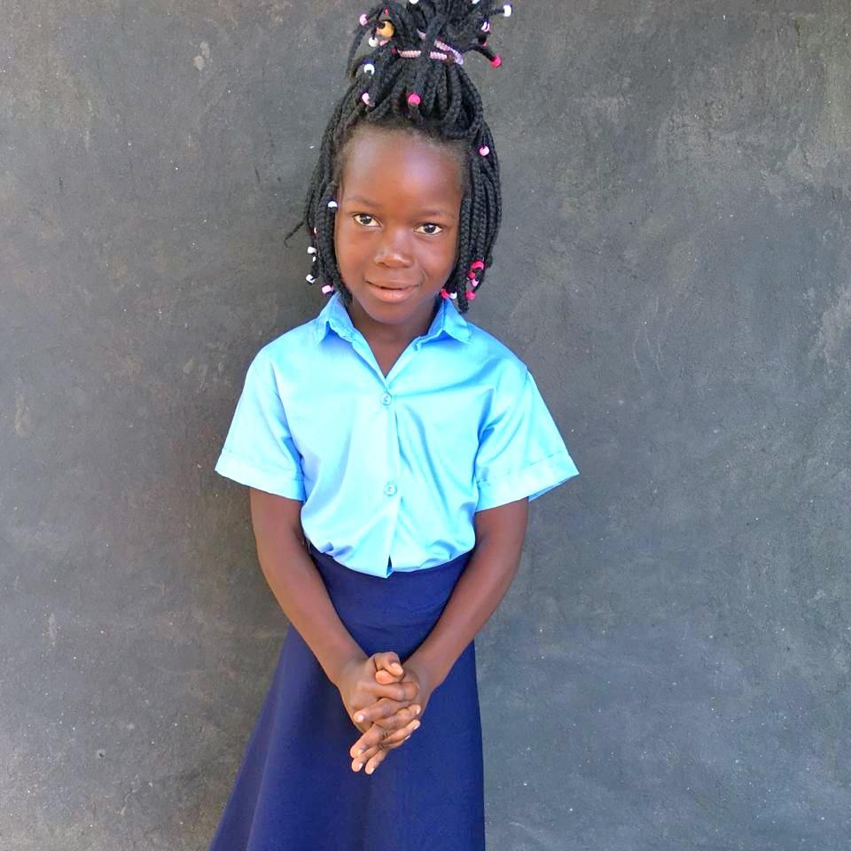 Lalhiwe, Age 8