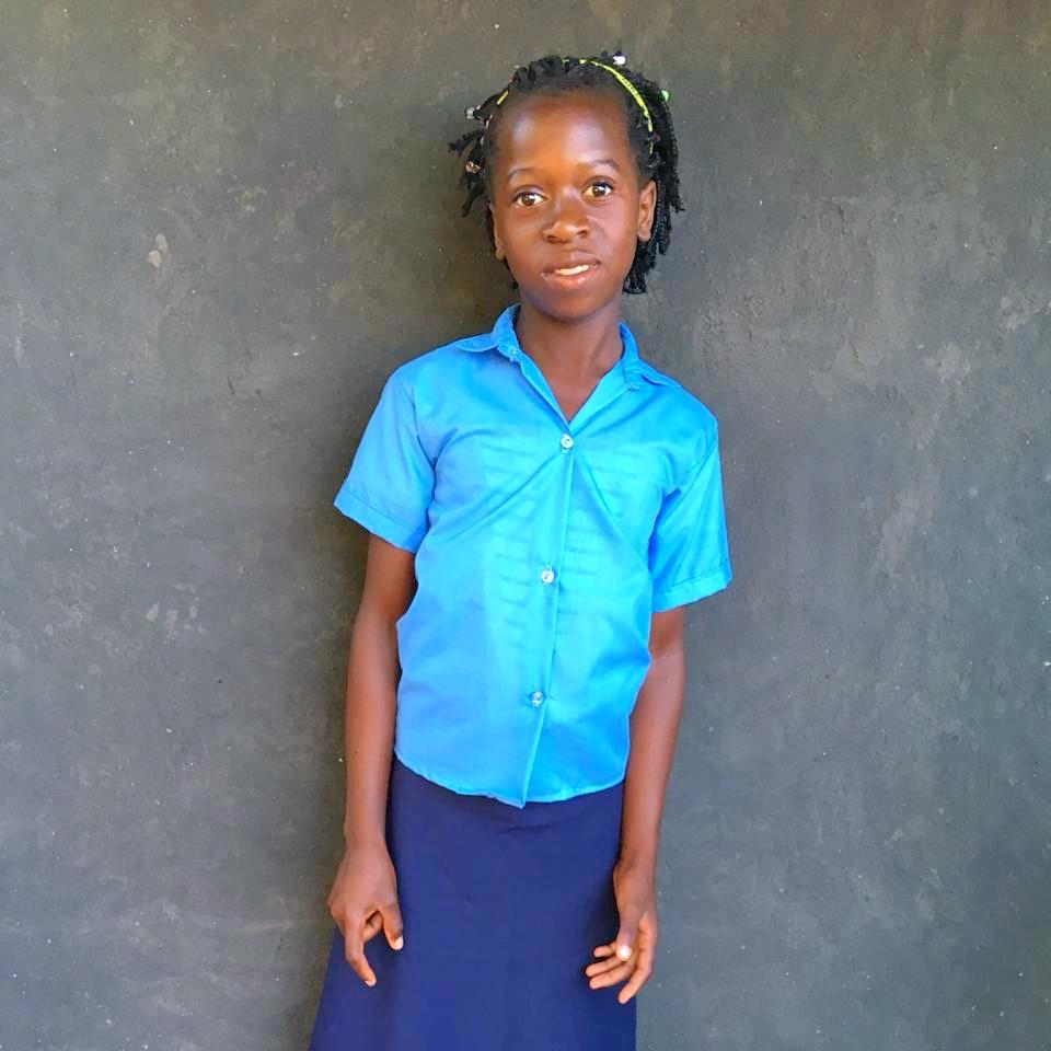 Rosalia, Age 10