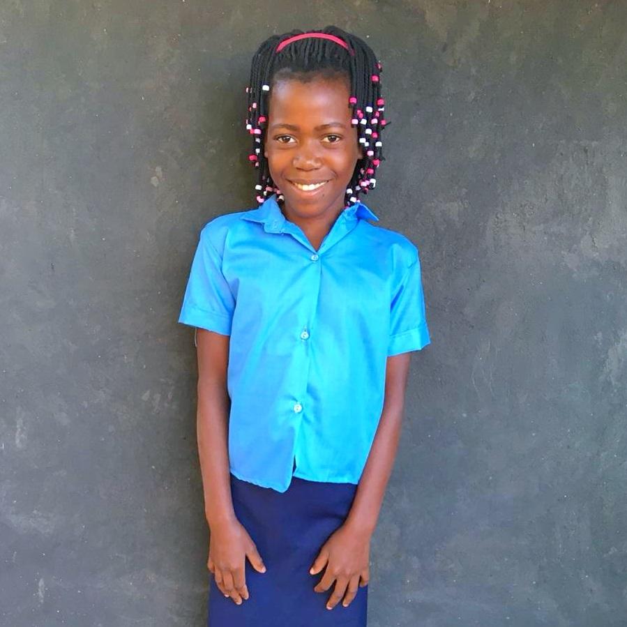 Ivone, Age 10