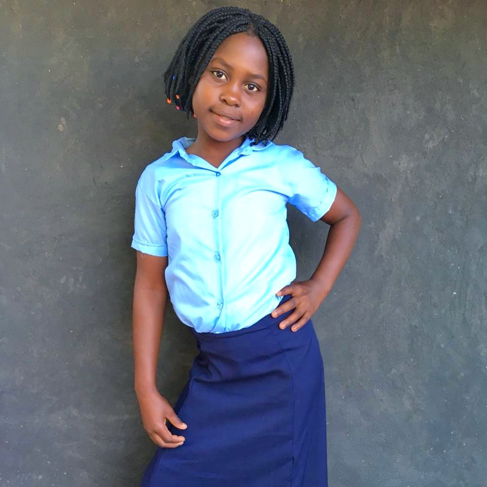 Cacilda, Age 9