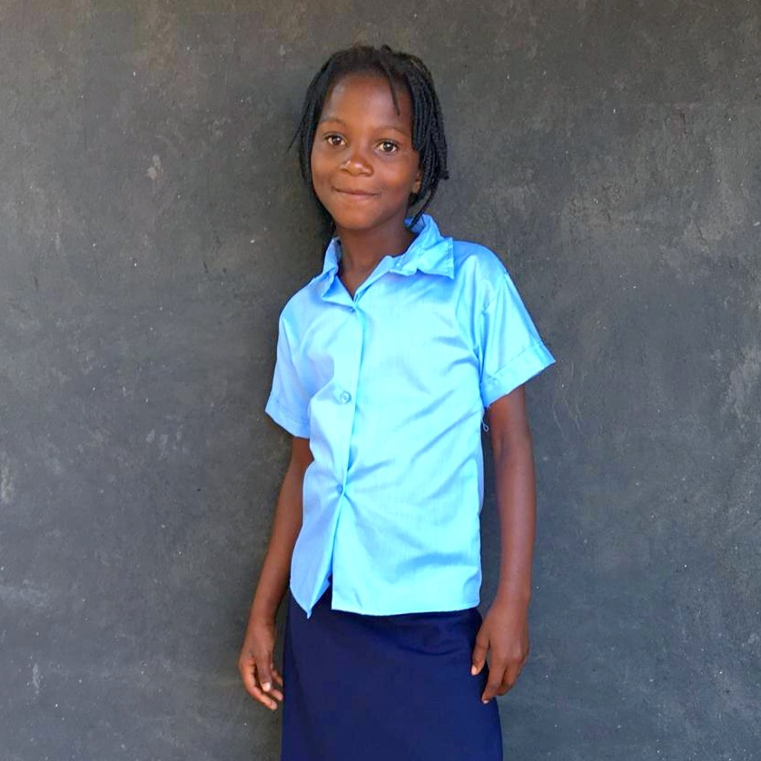 Flora, Age 9