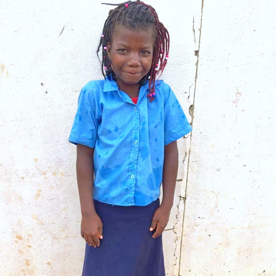 Salina, Age 10