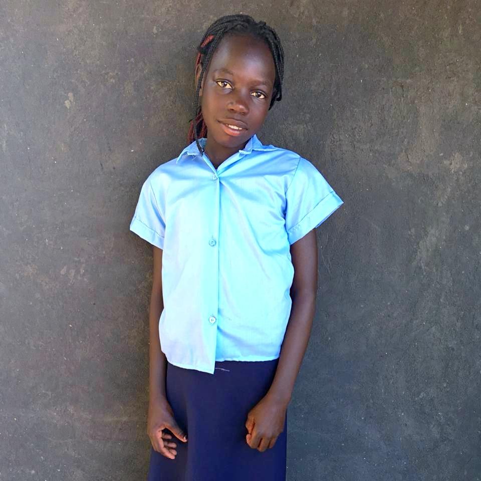 Maria, Age 10