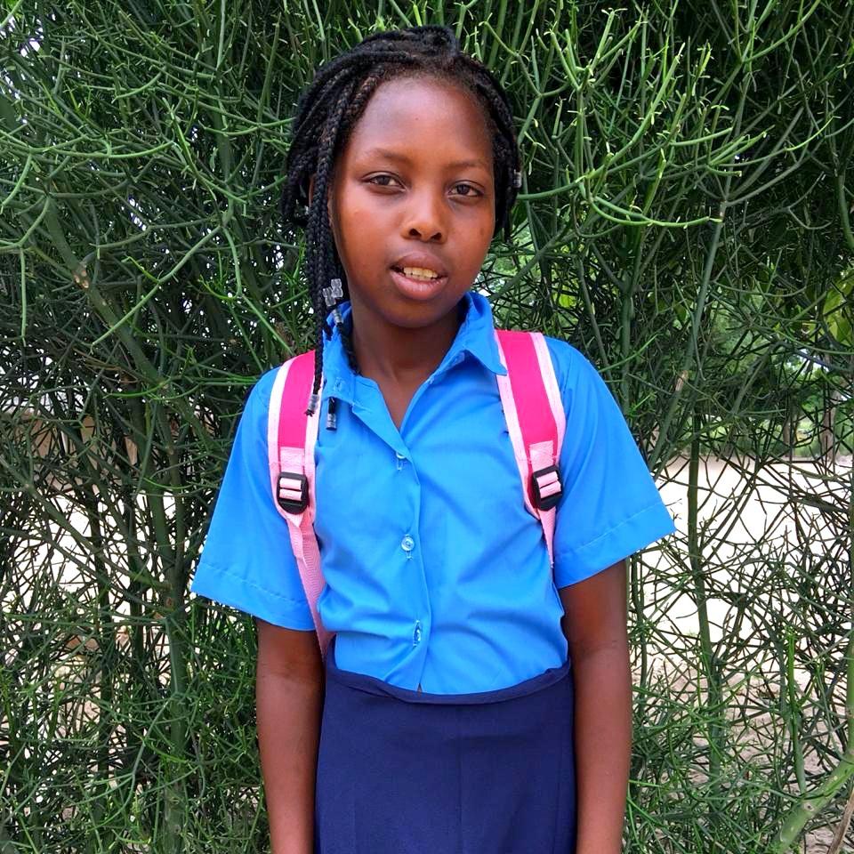 Ofélia, Age 11