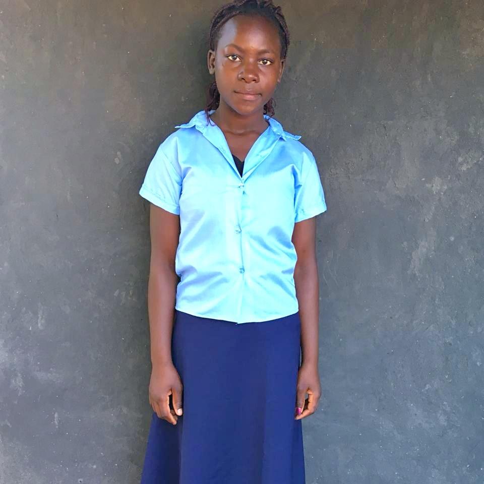 Maria, Age 12