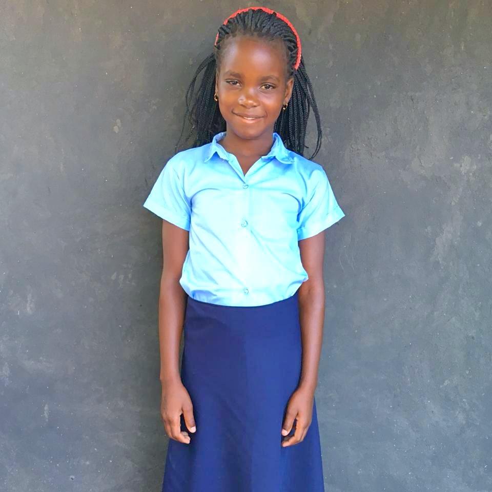 Raquelina, Age 10