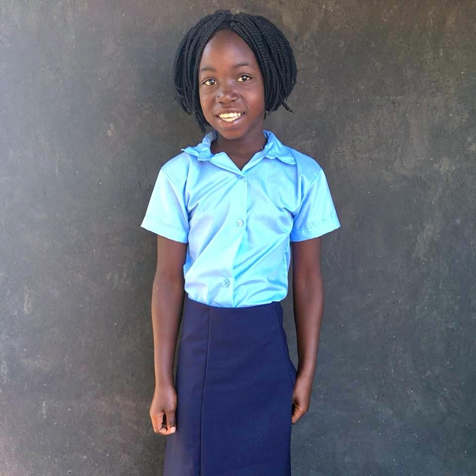 Elina, Age 10