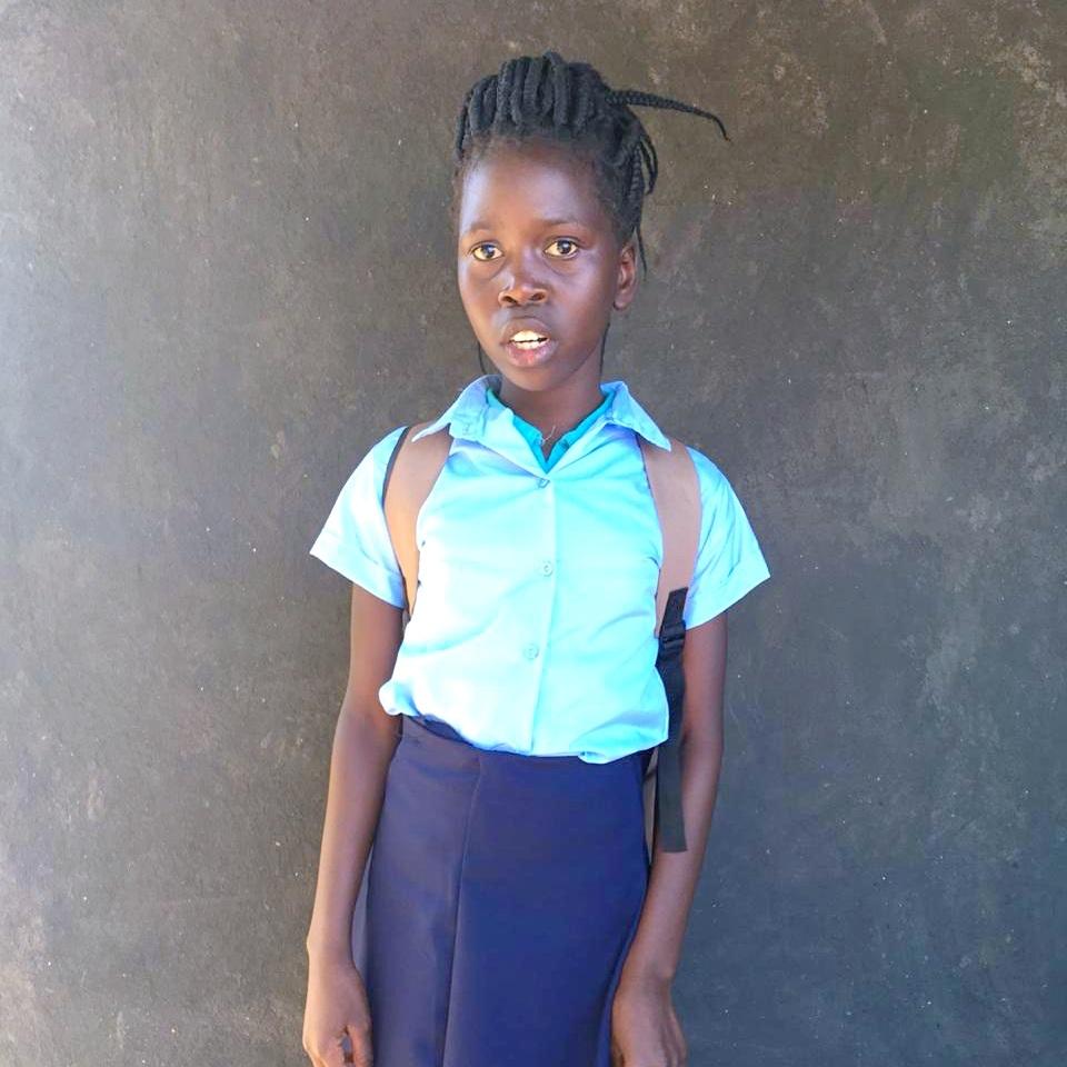 Rabelina, Age 11