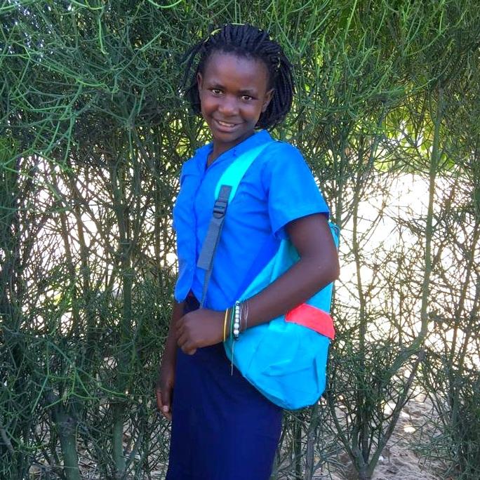 Bevinda, Age 11