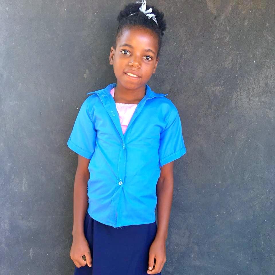 Menia, Age 11