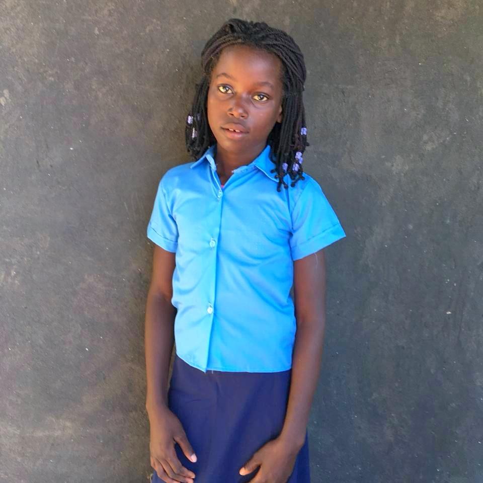 Florinda, Age 11