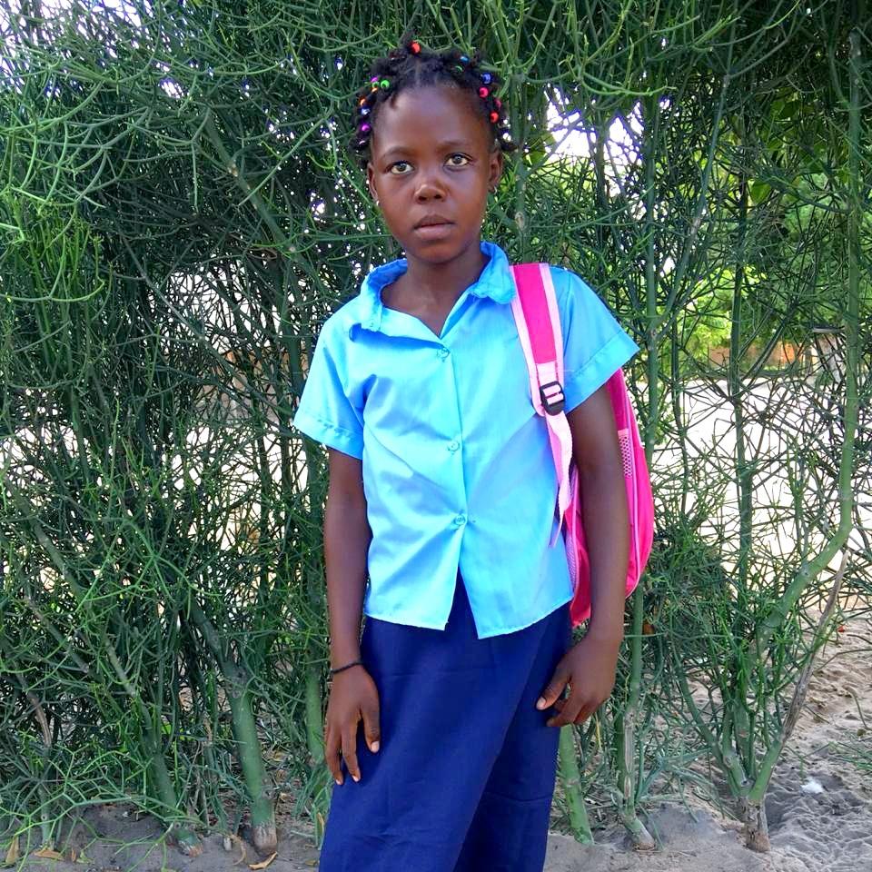 Narcia, Age 11