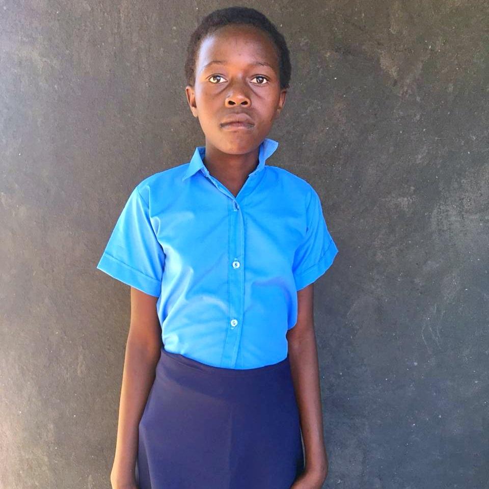 Lucrécia (Lucrencia), Age 12