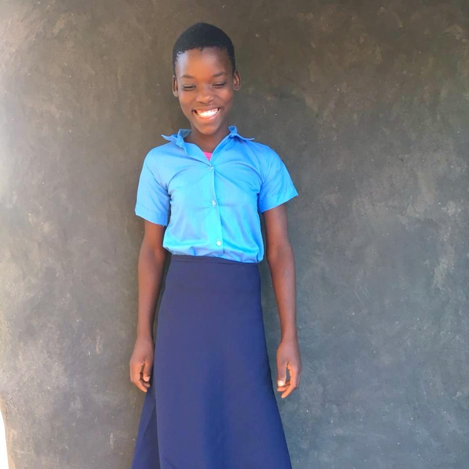 Assia, Age 13