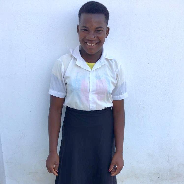 Amélia Matusse, Age 16