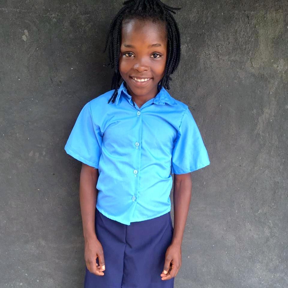 Adelina, Age 7