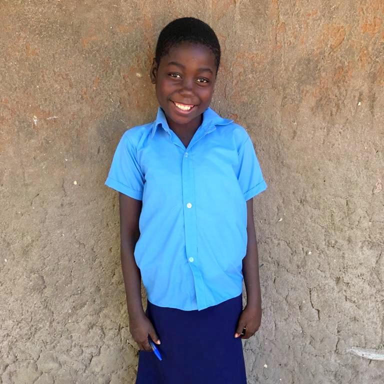 Eva, Age 10
