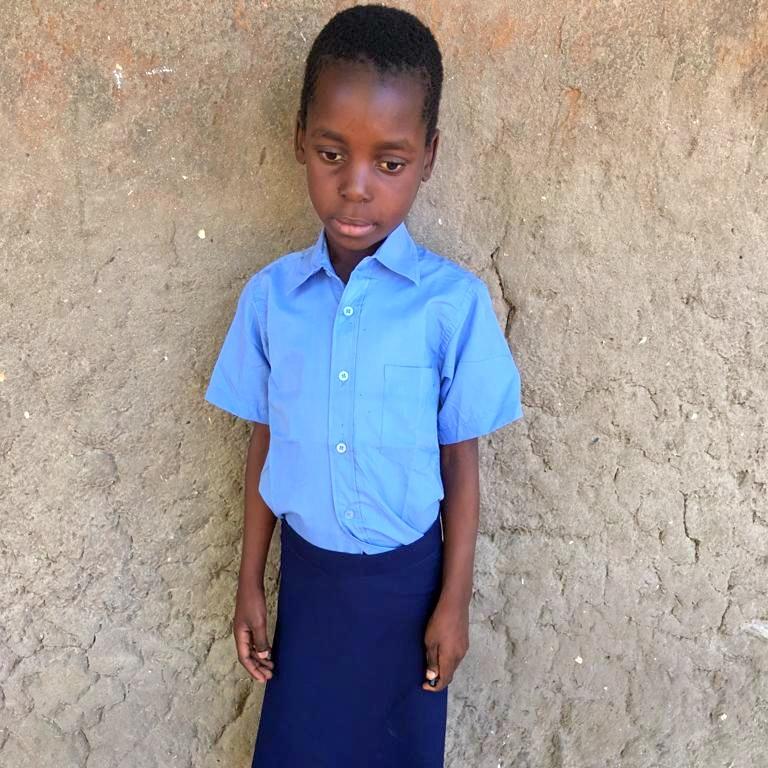Rosita, Age 7