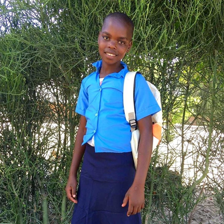 Aida, Age 12