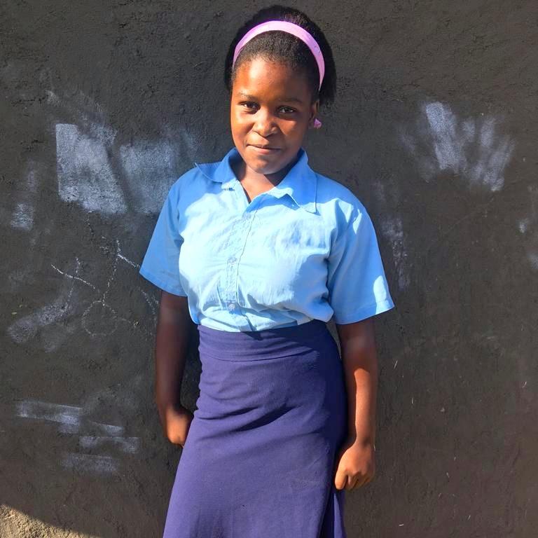 Amélia, Age 13
