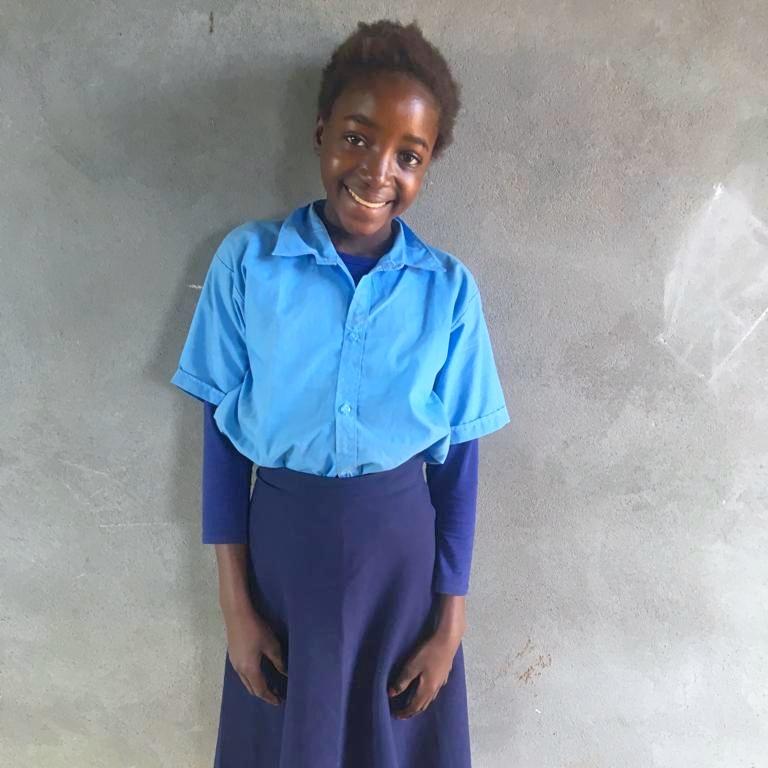 Lourdes, Age 13