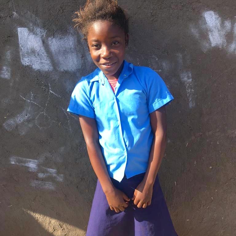 Zulfa, Age 12