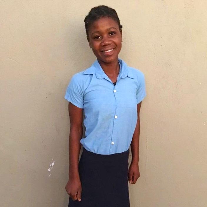 Esmenia, Age 13