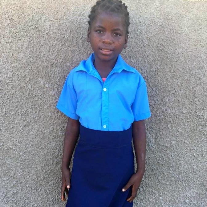 Célia, Age 11