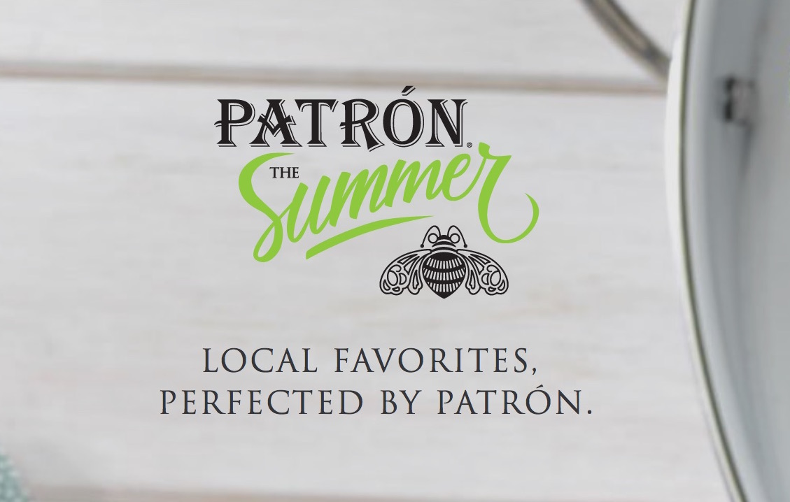 2017 Patrón the Summer  // Taking cocktail lovers on a data-driven journey through summer by serving them the cocktail crafted for their city's taste based on Foursquare data and social listening