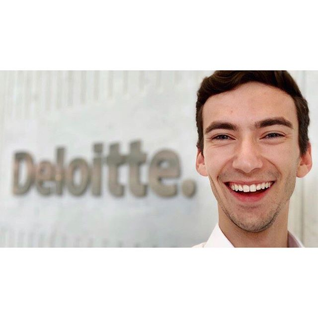 """Wondering what I've been up to lately?  Yes, I've moved to Los Angeles.  Yes, I've started working at Deloitte.  And, yes, I've taken over the @lifeatdeloitteus Instagram account for the day! Check out my """"day in the life"""" of a SHINE Marketing Associate! 🤗  #marketing #communications #influencer"""