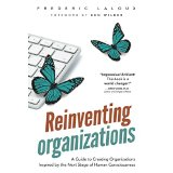reinventing organizations  Frederic Laloux    BUY THE BOOK