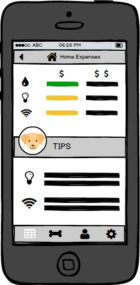 Spending Tracker Variant + Tips