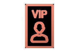 VIP-bokningar