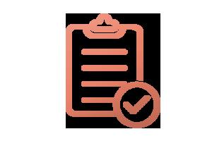 Boknings & anmälningssidor