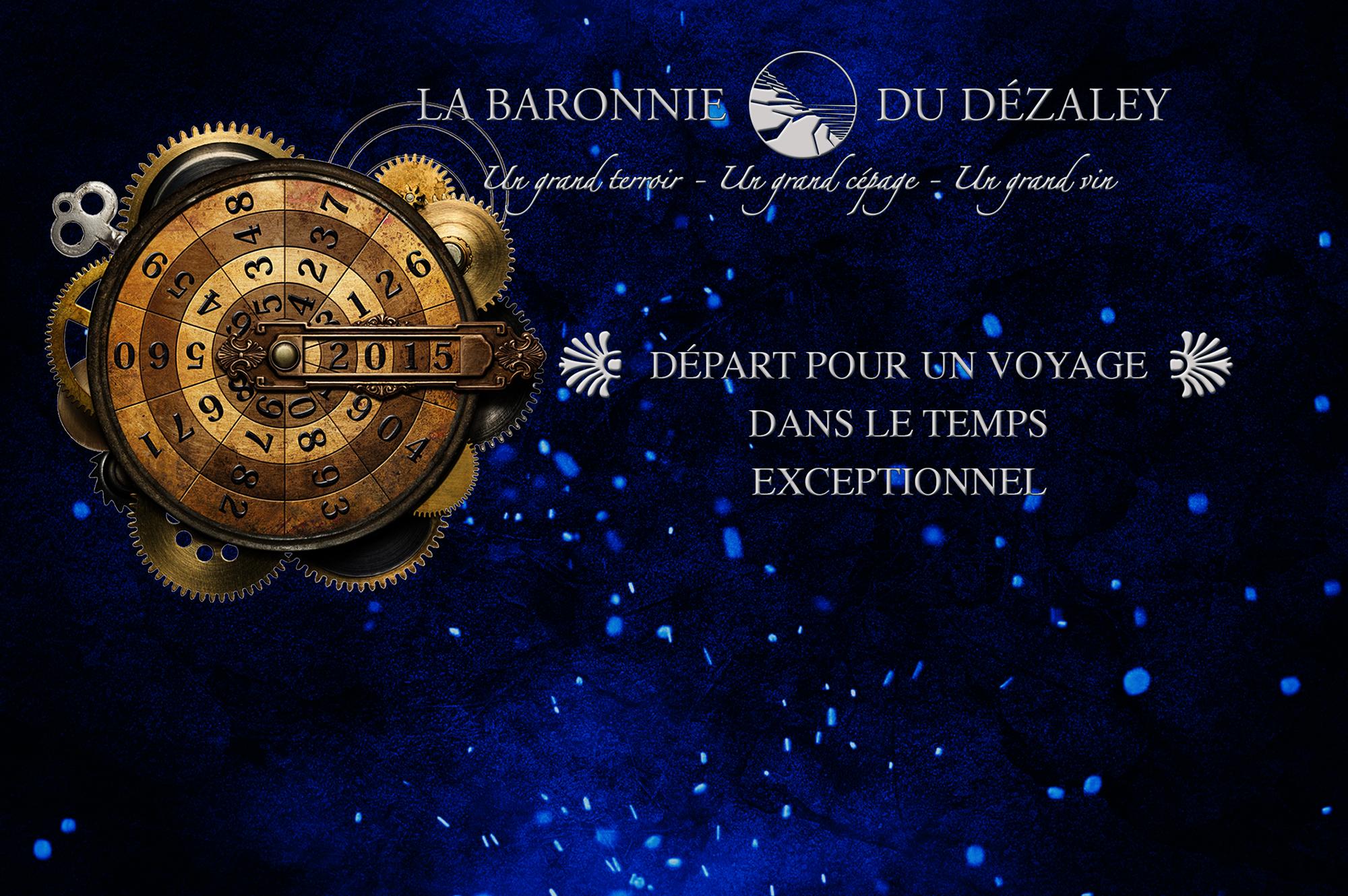 La Baronnie du Dézaley c'est ... Un grand Terroir - Un grand cépage - Un grand vin.