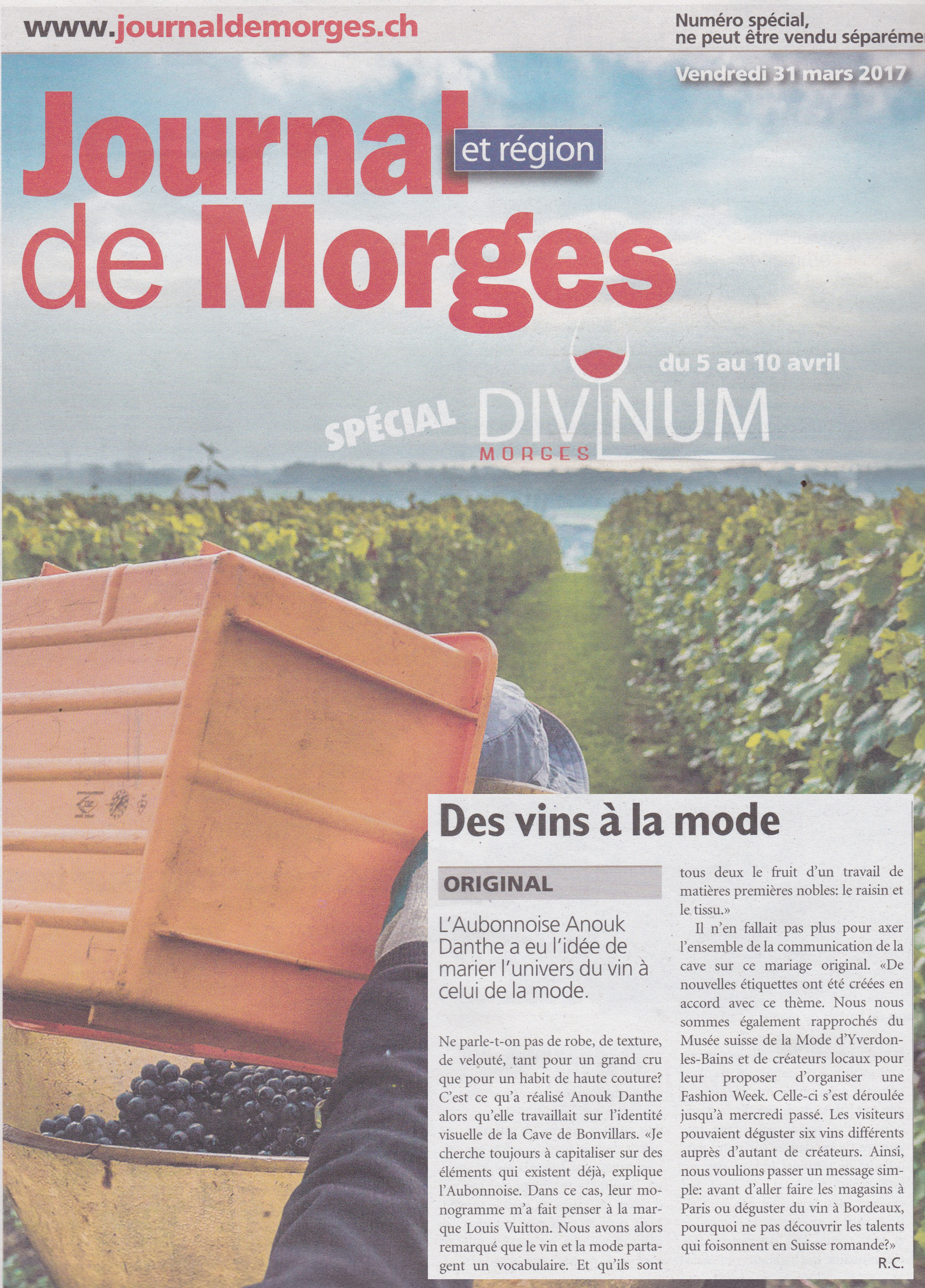 article-presse-journal-Morges-danthe