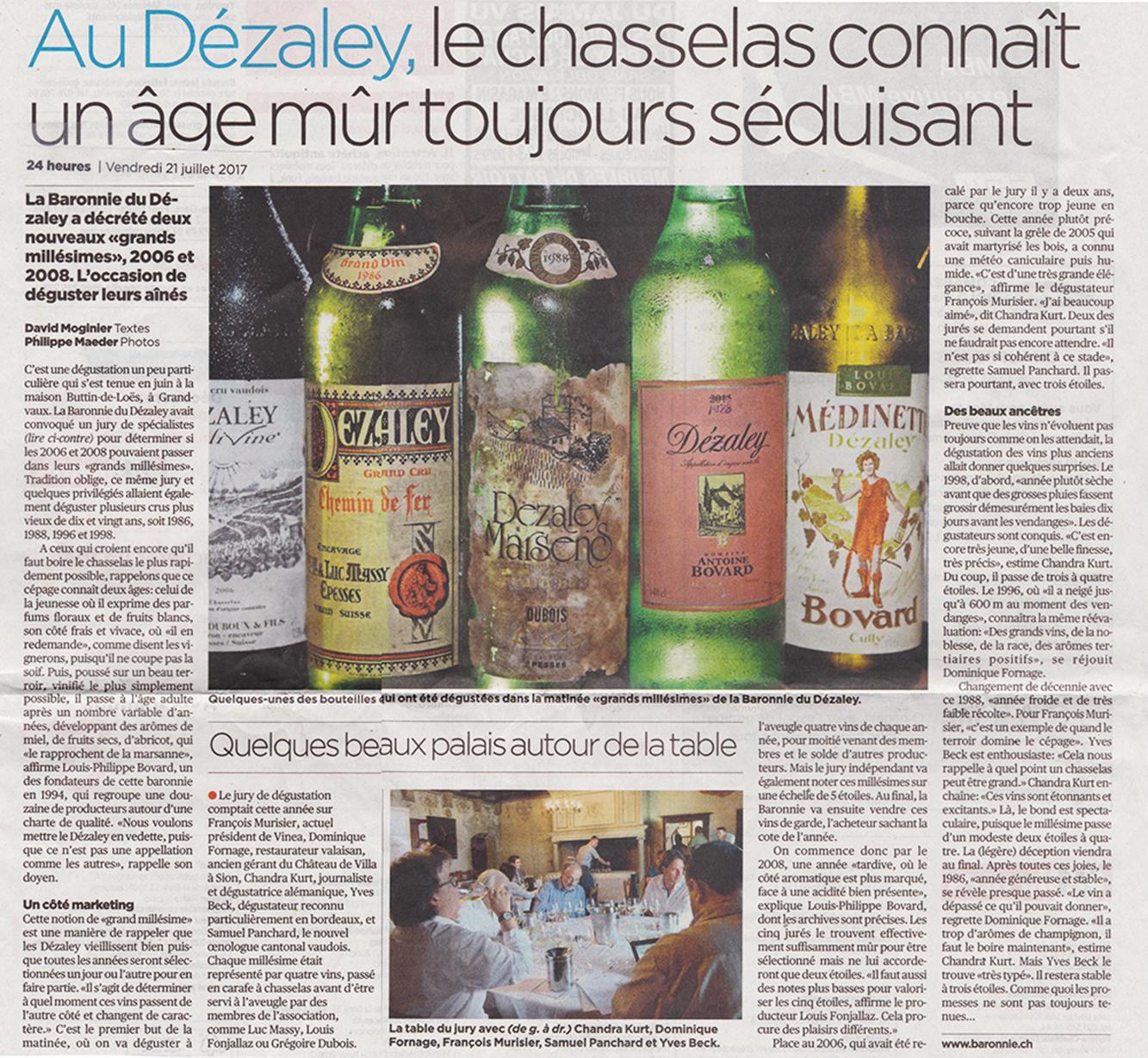 article-presse-dezaley-degustation-grands-millesimes